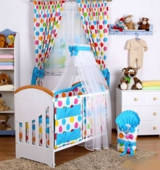 10-dielny set Baby Dreams Bubble 140x70