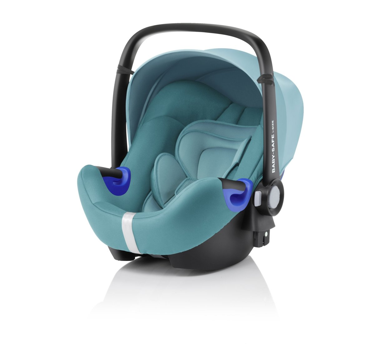 Autosedačka Baby-Safe i-Size Lagoon Green do 83 cm