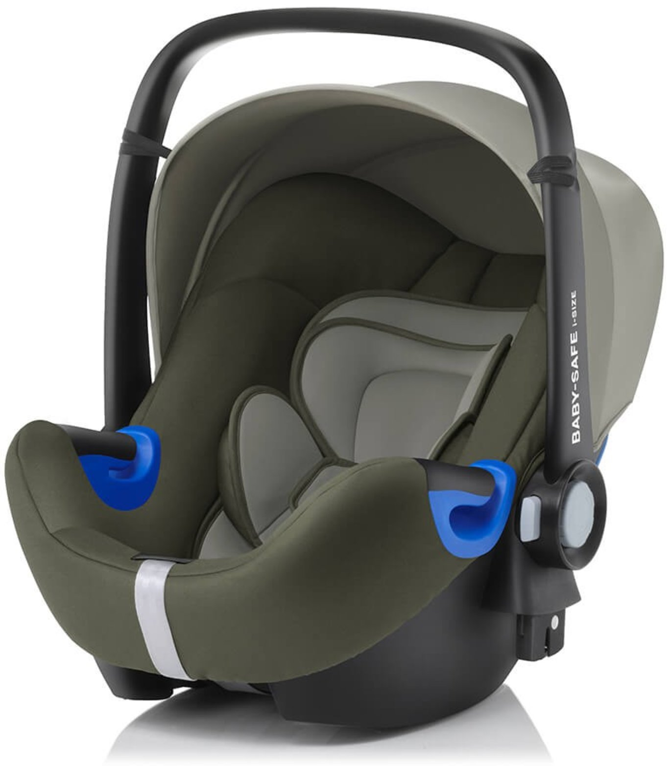 Autosedačka Baby-Safe i-Size Olive Green do 83 cm