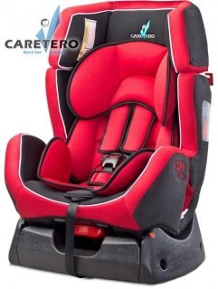 Autosedačka CARETERO Scope DELUXE Red